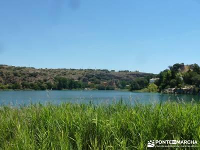 Lagunas de Ruidera;senderismo empresas senderismo madrid excursiones y senderismo